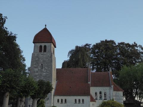 Stevns clint 教会