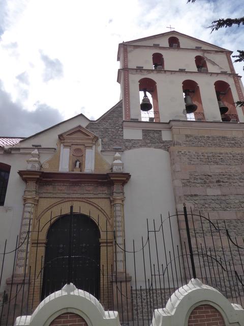 ④サントドミンゴ教会