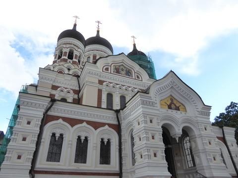 タリン旧市街59 アレクサンドル・ネフスキー聖堂
