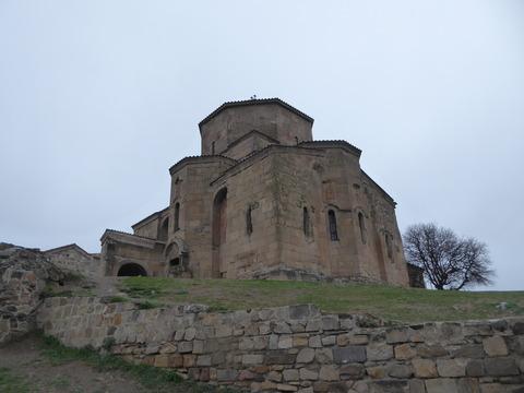 Jvari大聖堂 (2)