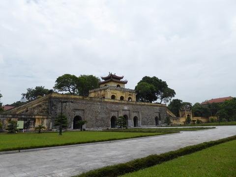 タンロン城跡