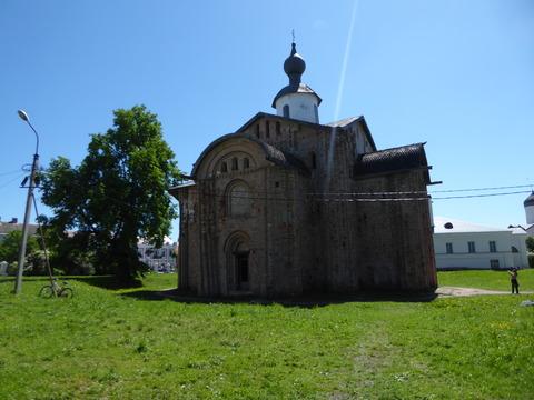 ヤロスラフ宮廷跡と市場 (5)