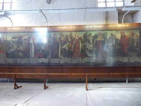 聖ニコラス教会 (36)死のダンス