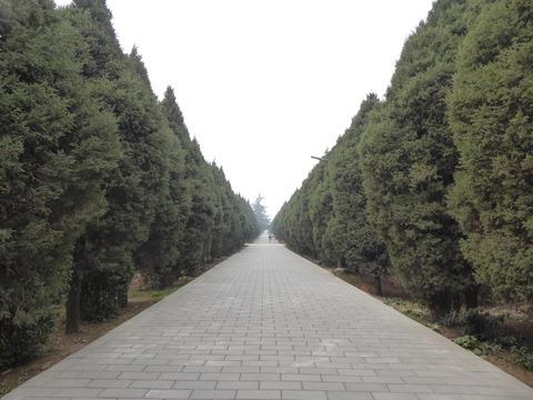 秦始皇帝陵3