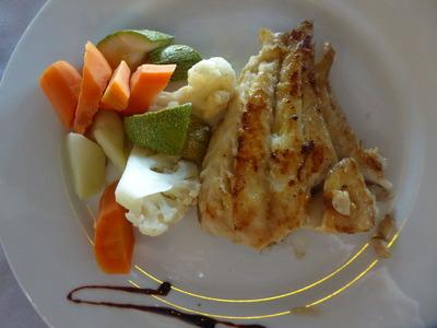 昼食6 今日の魚