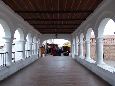 ラ・レコレータ修道院5
