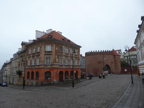 ワルシャワ旧市街 (3)
