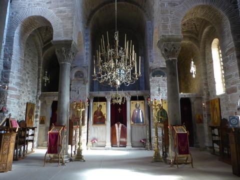 ④オシオス・ルカス修道院 (52)