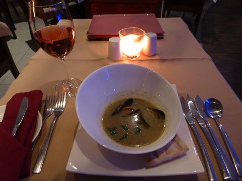 夕食 Karibu  2