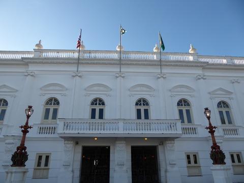 サンルイス旧市街 (35)ライオン宮殿