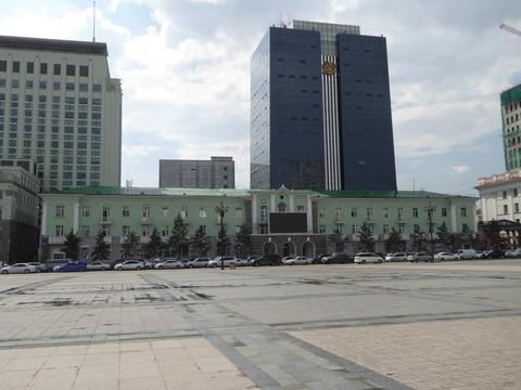 チンギス・ハーン広場 (8)