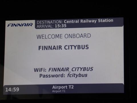 Finair bus