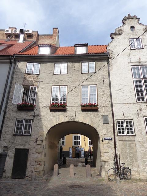 リガ旧市街 (106)スウェーデン門