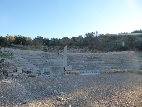 Ancient Epidaurus Little Theatre (4)