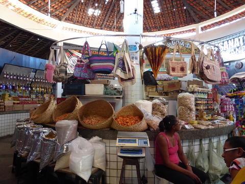 サンルイス旧市街 (64)Casa das Tulhas 市場