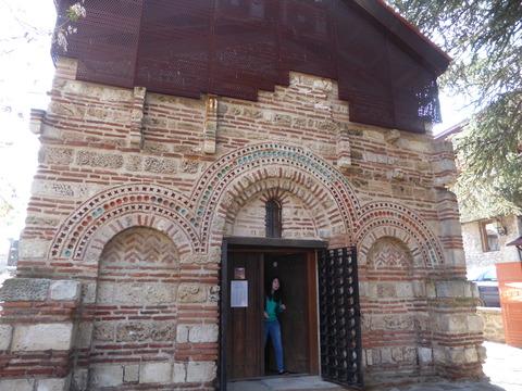聖パラスケバ教会 (1)