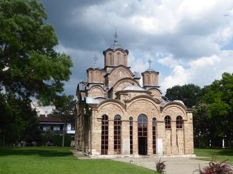 グラチャニツァ修道院 (13)