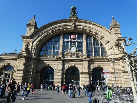 フランクフルト駅 (1)
