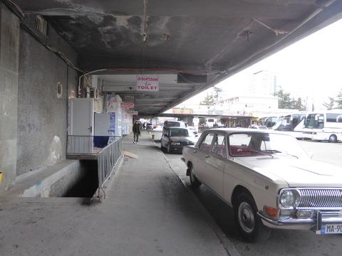 ティビリシバスターミナル (1)