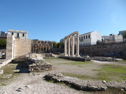 Hadrian Library (3)