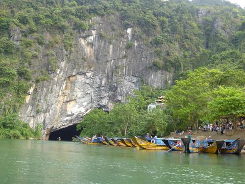 フォンニャケバン洞窟4