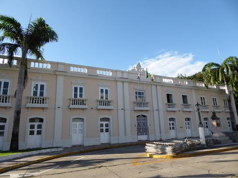 サンルイス旧市街 (32)市役所