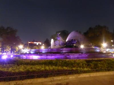 シベレス噴水