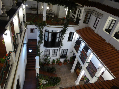 El Hostal de Merced5