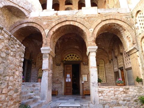 ④オシオス・ルカス修道院 (49)