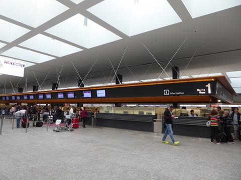 Zurich空港 (1)