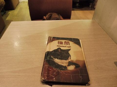 猫カフェ 極簡 (3)
