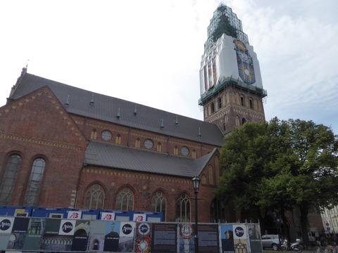 リガ旧市街 (66)リーガ大聖堂