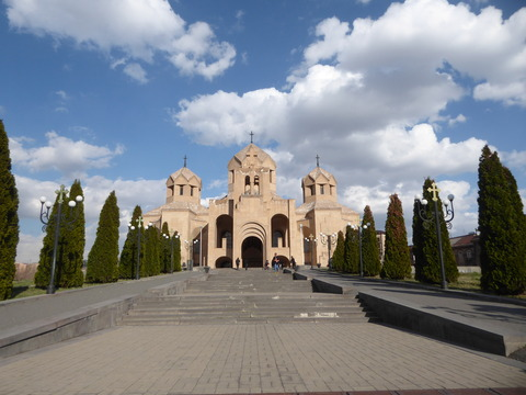 St Gregory The Illuminator Cathedral (2)