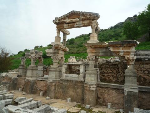 ⑲-29トラヤヌスの門