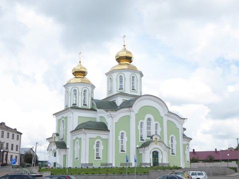ネスビシュの教会