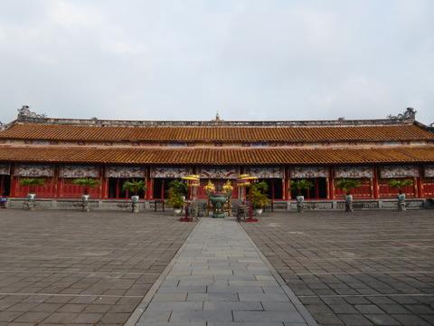 グエン朝王宮17