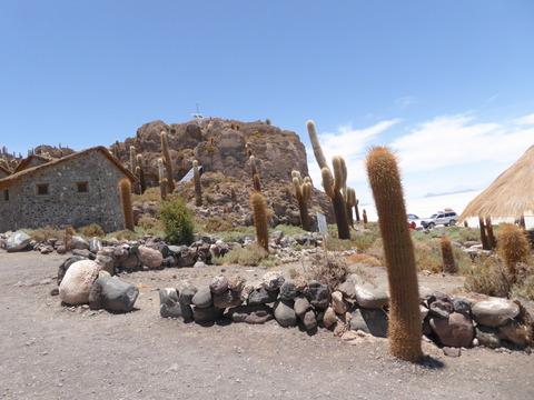 インカ・ワシ島