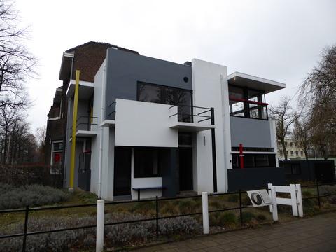 Rietveld Schroder House (81)
