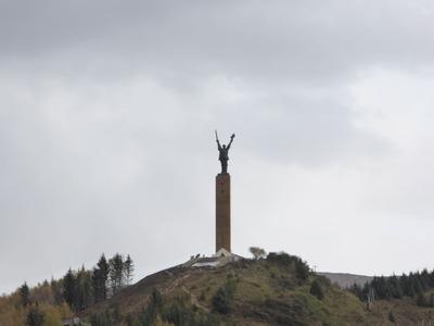 紅軍長征記念碑碑園