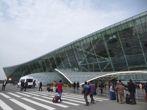バクー空港 (3)