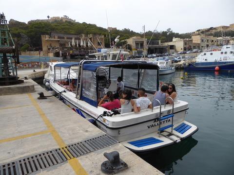 Comino ferry (4)