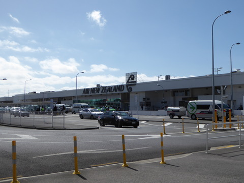 オークランド国内線ターミナル