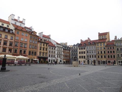 ワルシャワ旧市街 (28)