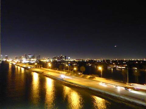 マイアミの夜景 (3)