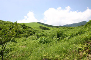 鶴の湯 周り景色1
