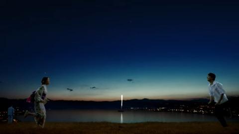 cm諏訪湖