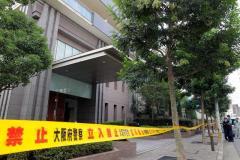 マンション25階のベランダから転落か 4歳女児死亡 大阪・北区