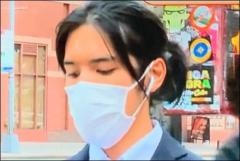 【家の前に簡易派出所】小室圭さん帰国 警察官10人以上で警備