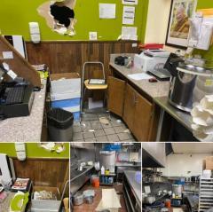 アメリカの暴動がエスカレート、ロスのタイ料理レストランも破壊・略奪の被害に