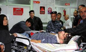 イラク・イラン 地震
